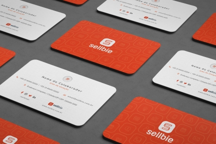 Sellbie  – Business card