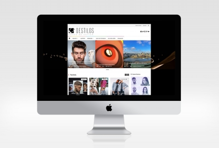 Destilos – Website
