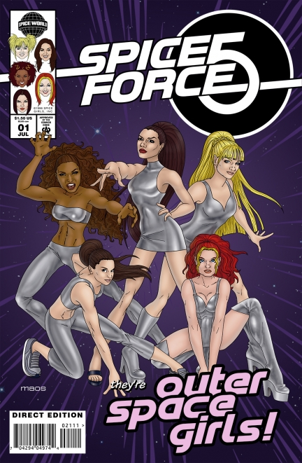 Spice Force Five